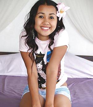 compilation asian young Panties