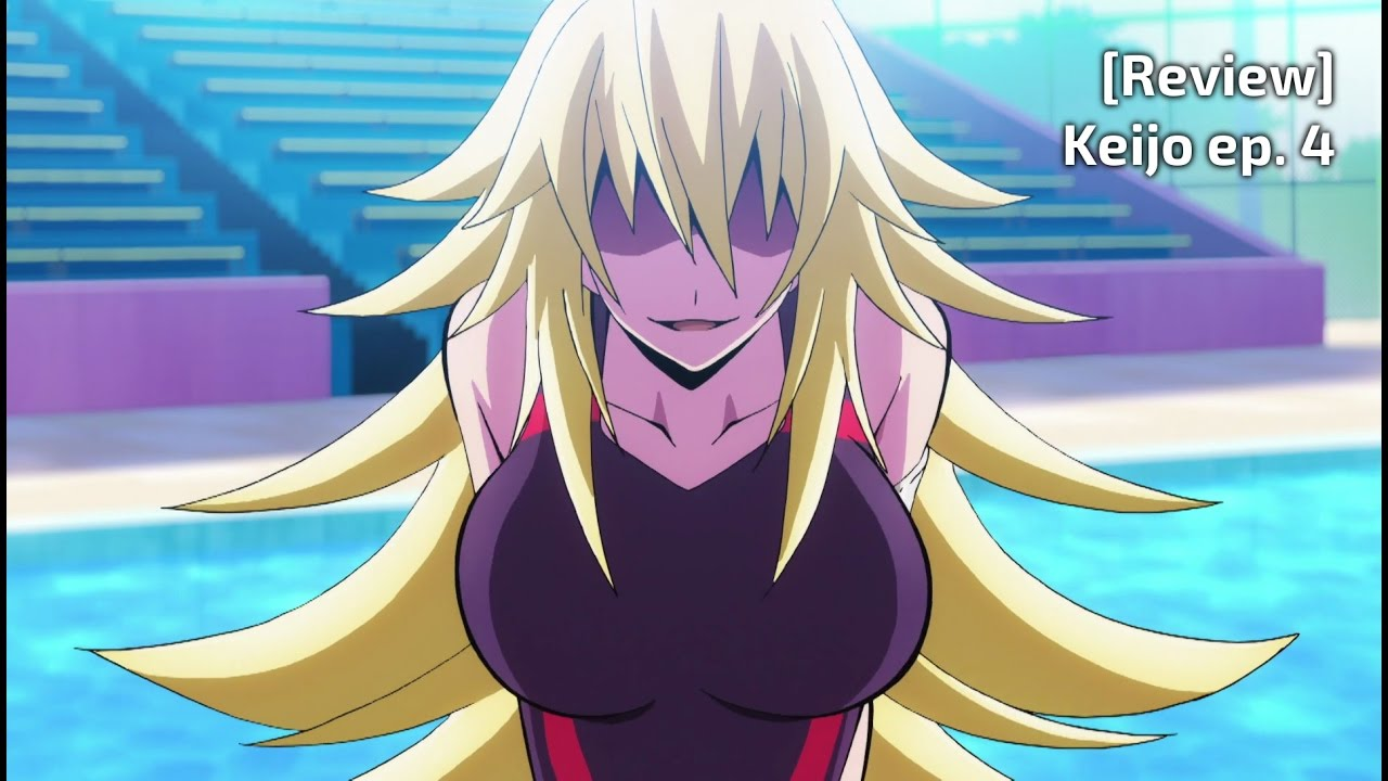 anime 1 Keijo episode