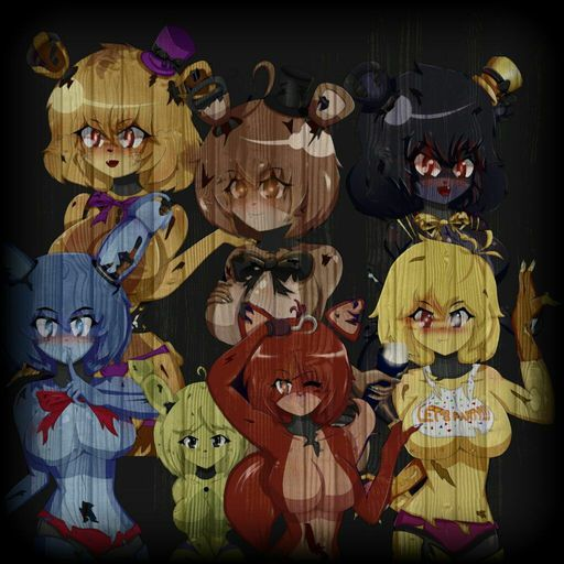 Five nights at anime pictures