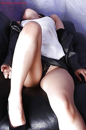 Fetish women nape neck japan