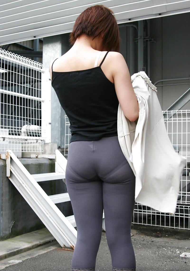 voyeur Panties black asian