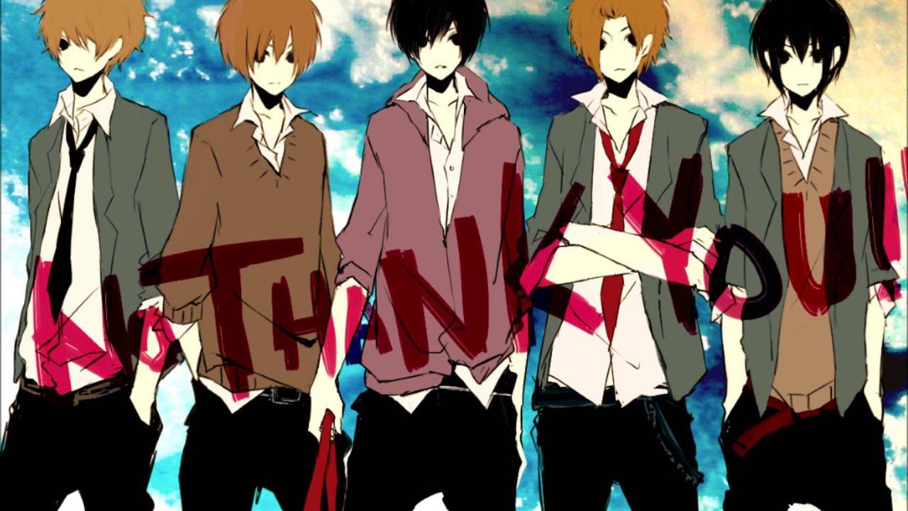 No thank you anime