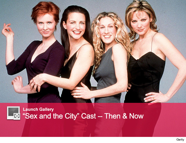 cast city Chinese sex and the