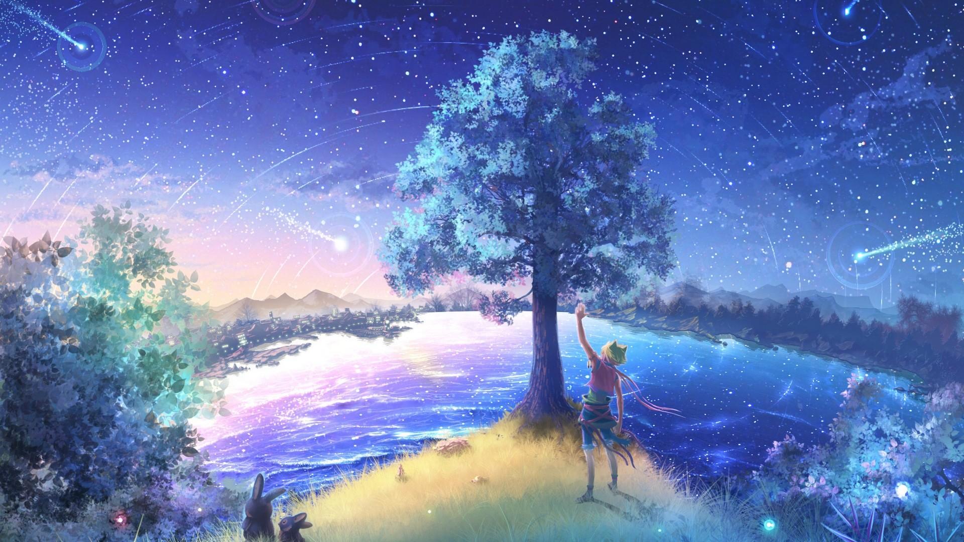 anime hd Beautiful wallpaper