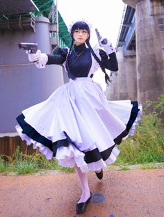 shorts Maid doctor asian