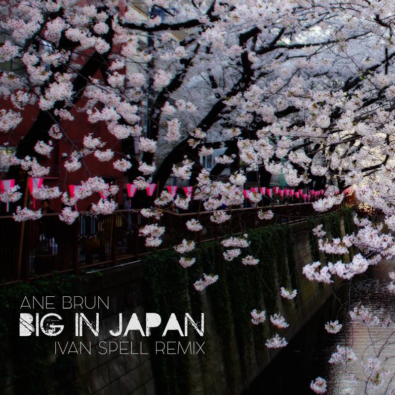 japan big Ane brun