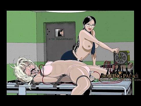 tied porn girls nude Anime