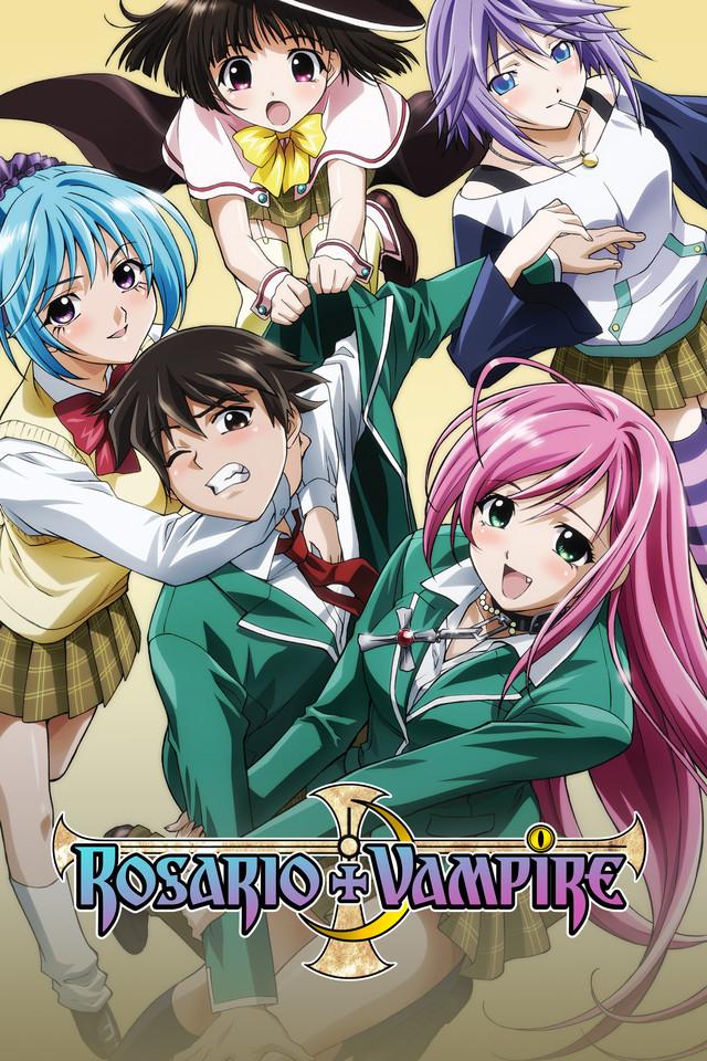 season vampire 3 rosario Anime