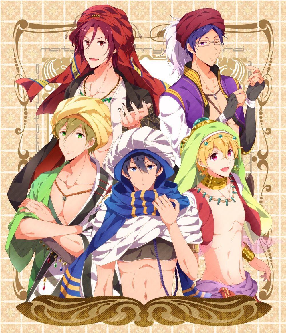 club Anime sharing play