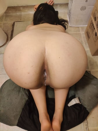 anal Asian booty
