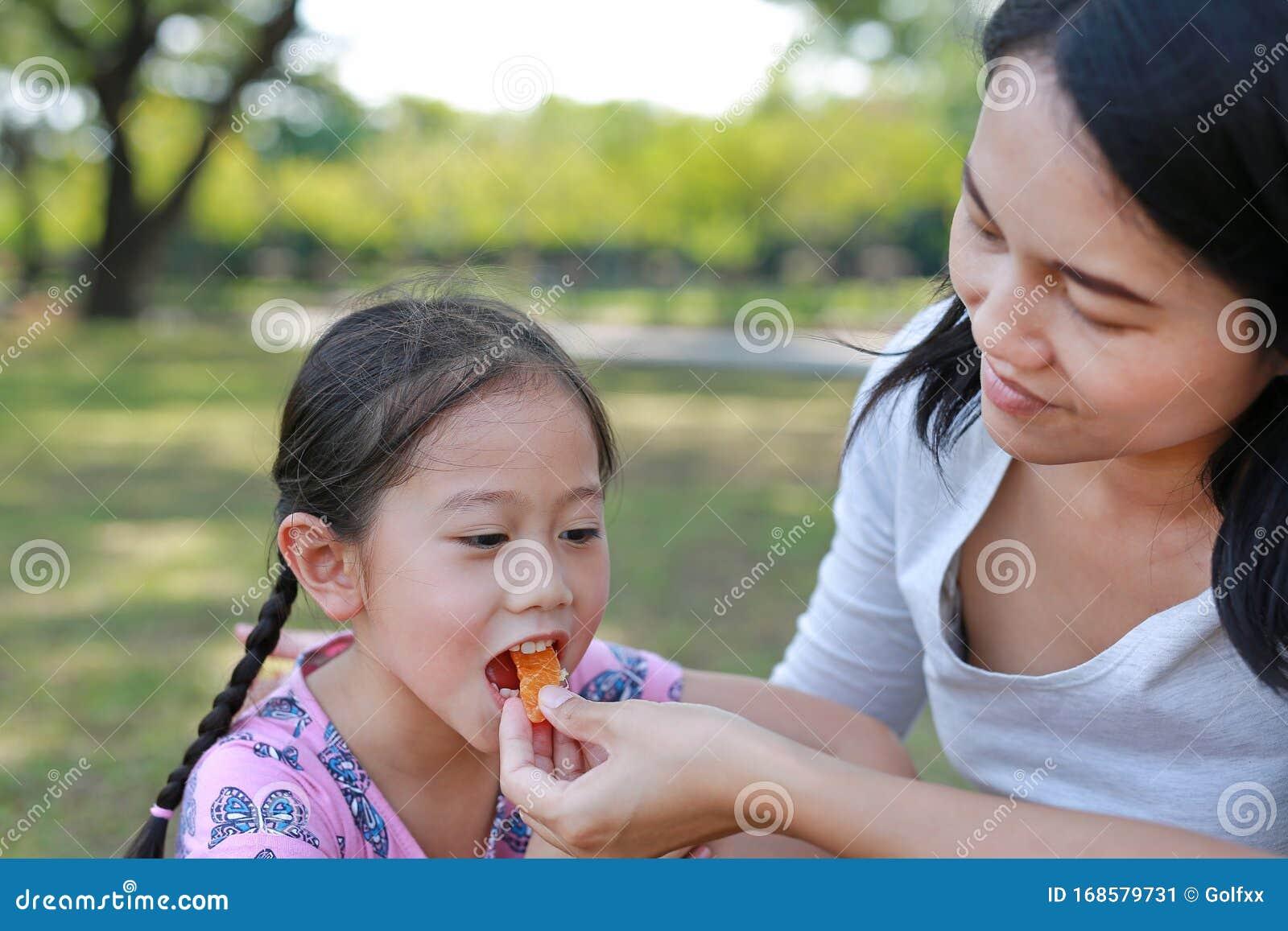 Cum mouth asian voyeur outdoor