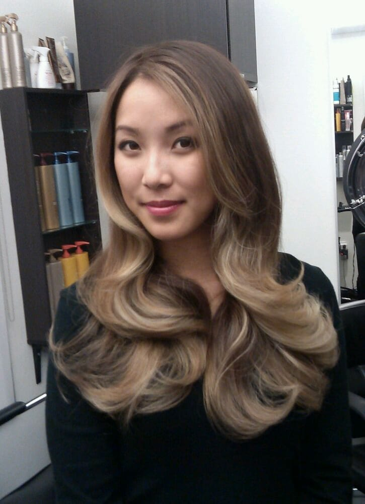 Asian long hair skinny dirty talk