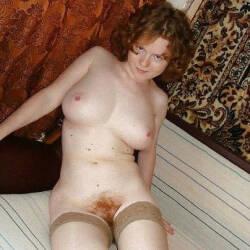 Asian redhead housewife panties