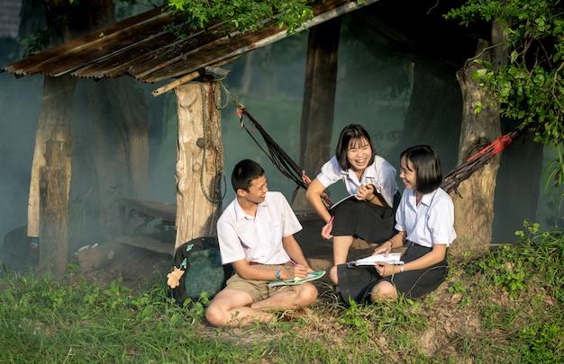 uniform classic Asian outdoor