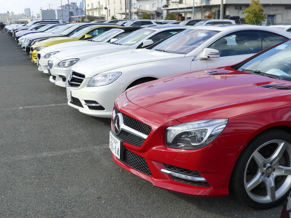 in japan car Auction