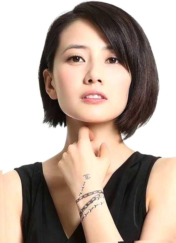 hair Virgin asian short