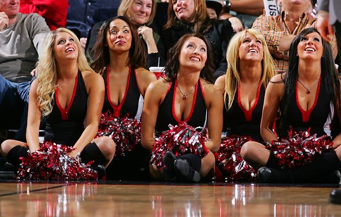POV asian cheerleaders upskirt