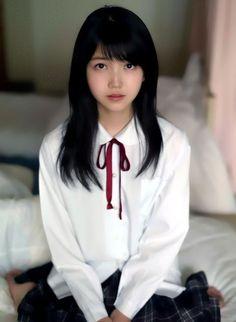 bath girl in Beautiful japan