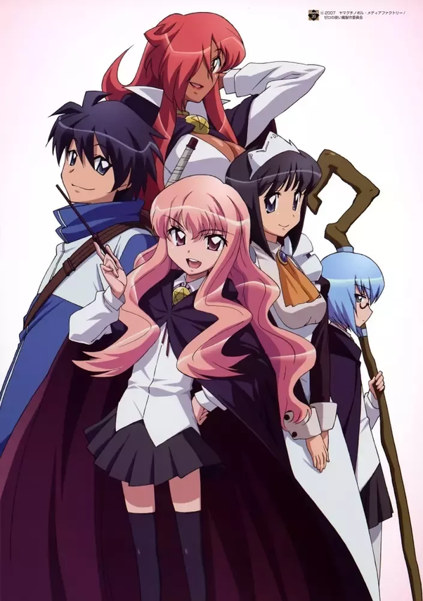 anime series ecchi Best