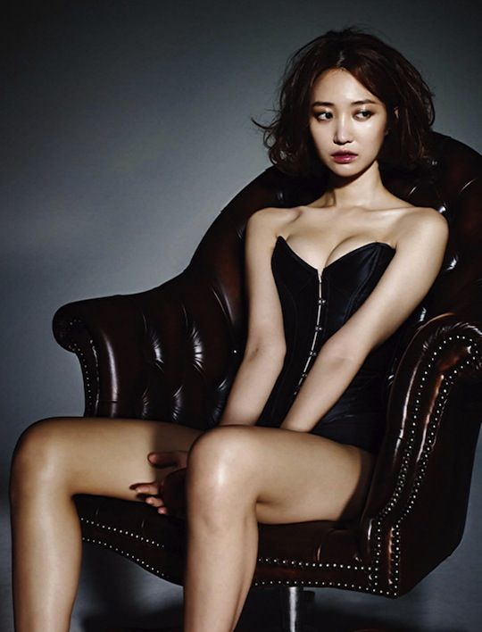 korean naked photo Actress
