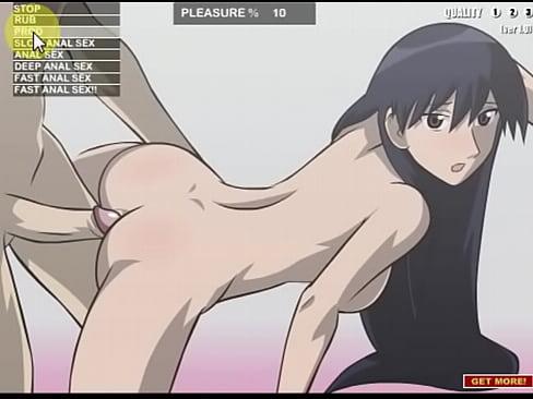game Anime porn sex