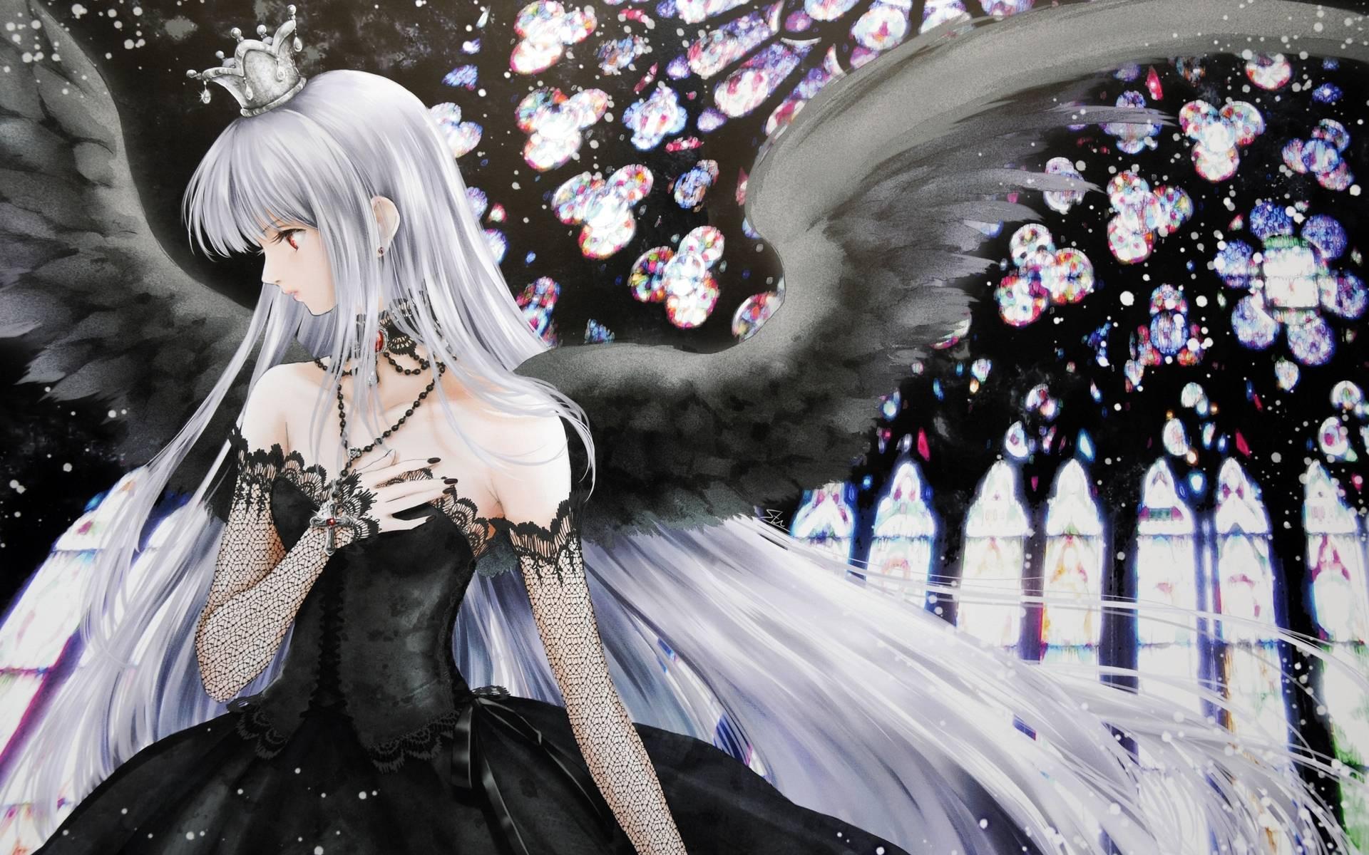 girl wallpaper vampire Anime