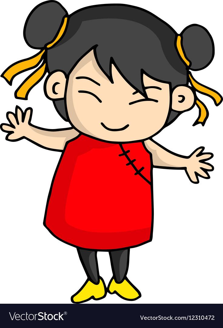 naked chinese Cartoon character