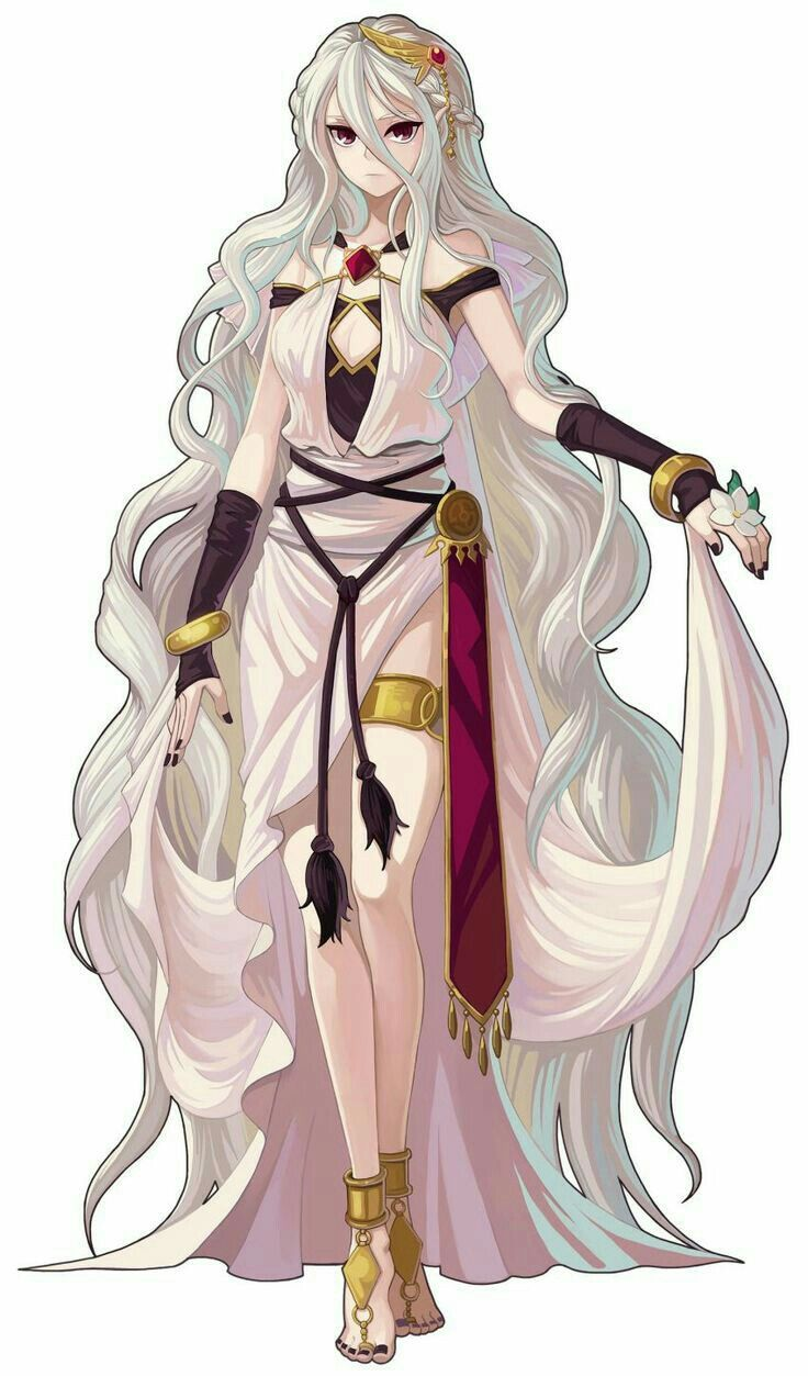 anime characters blonde Platinum