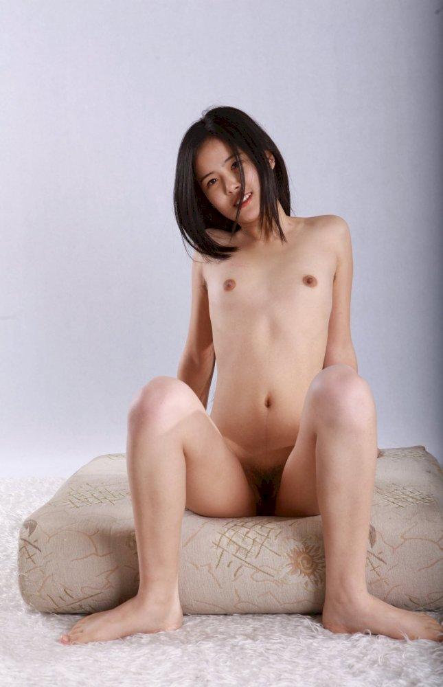 pussy hair Chinese black