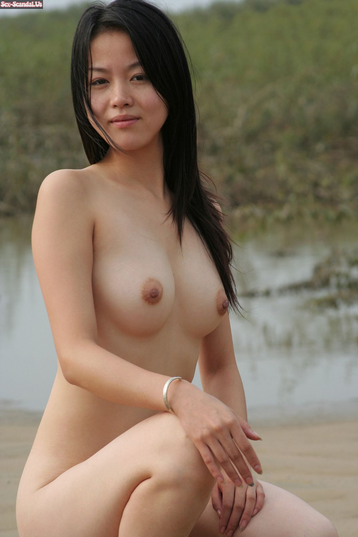 photo Chinese girls nude model
