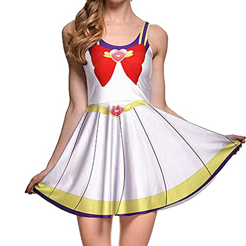 Cute anime cosplay costumes