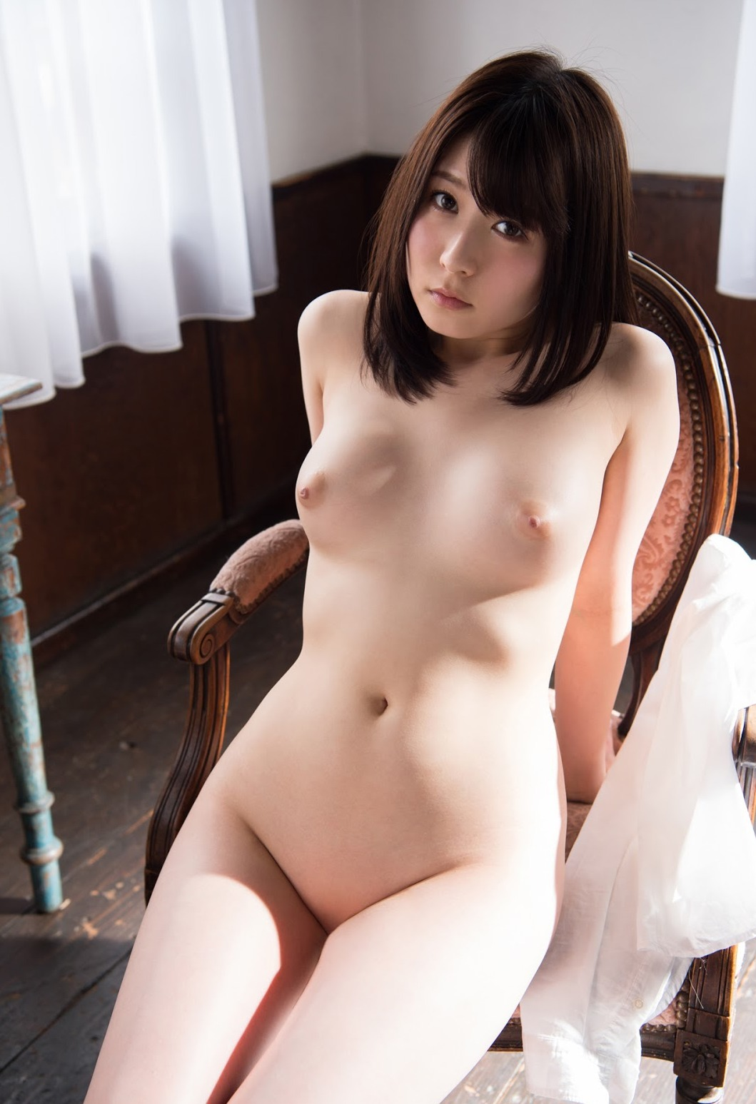 Cuty candy japan nude