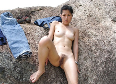 wife couple outdoor Asian