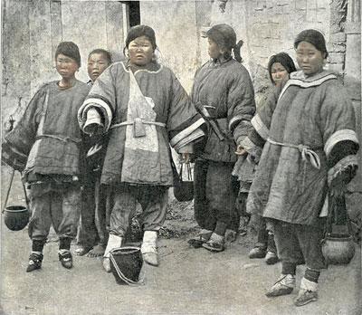 footbinding erotic Chinese custom history curious