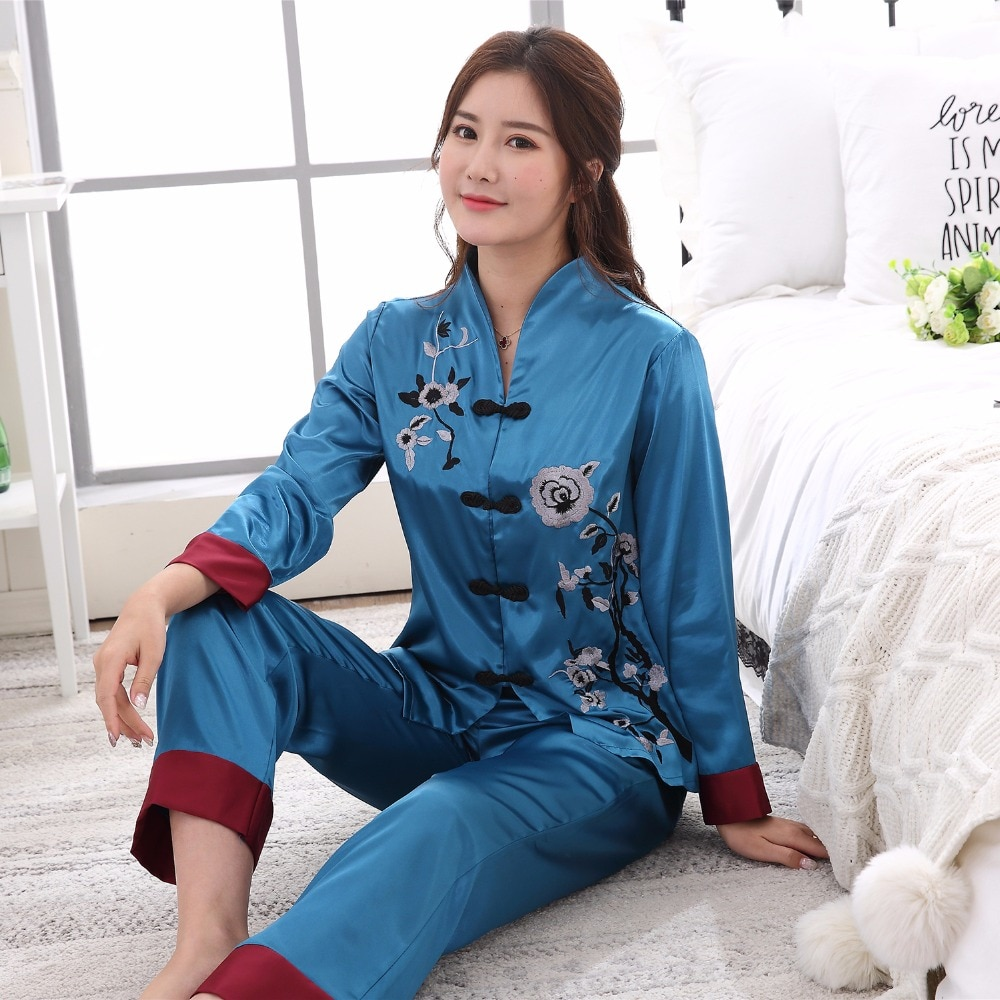 style nightgowns chinese Sexy