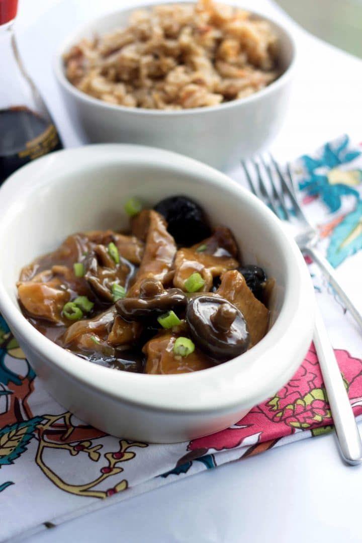 food chinese Dick mushroom