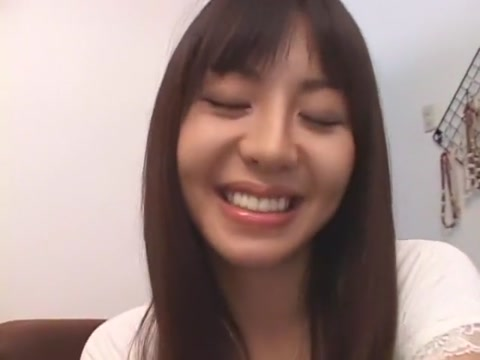 shaved POV asian young