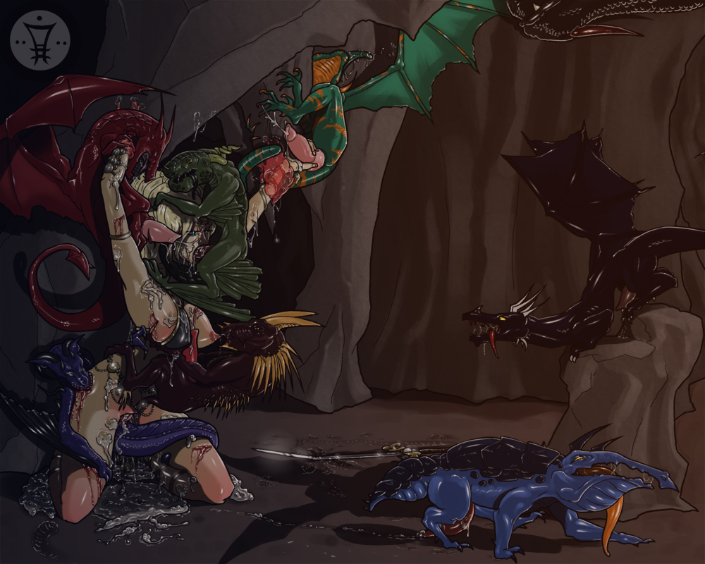 monster girl hentai Dragon