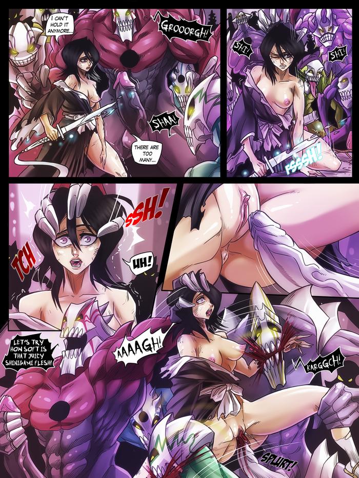 Free hentai gore comics