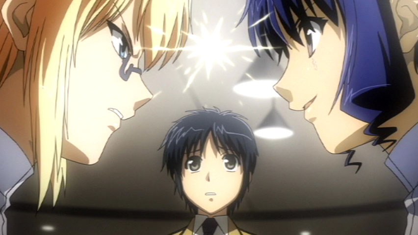 season 1 anime Freezing