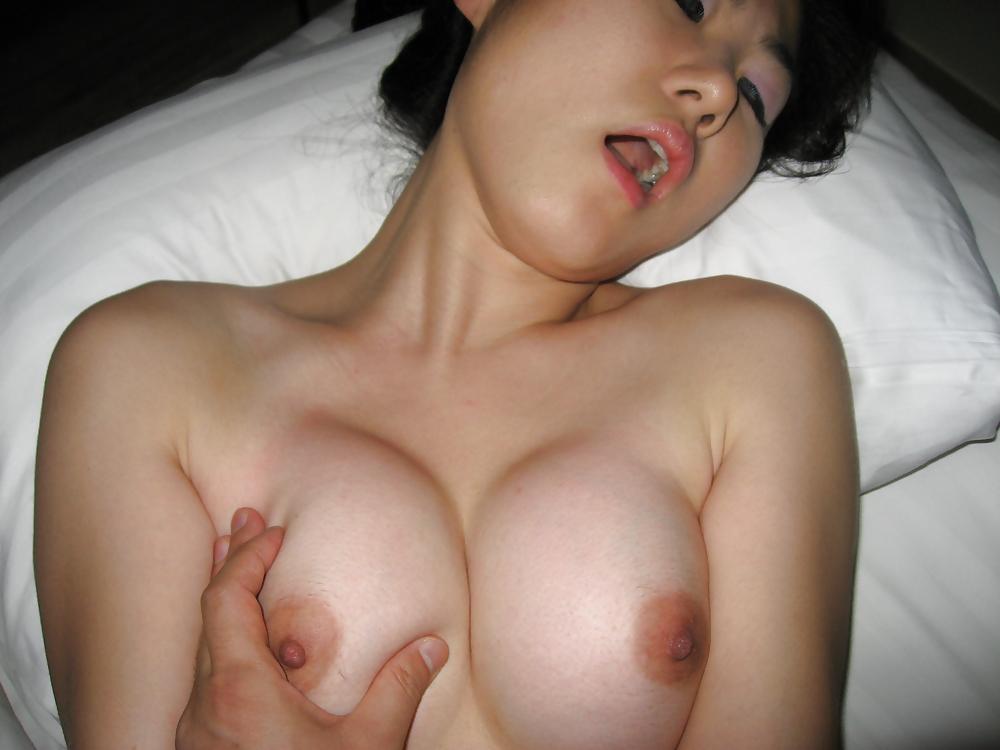 Fucking a korean woman
