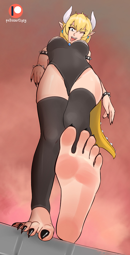 Hentai footjob pictures