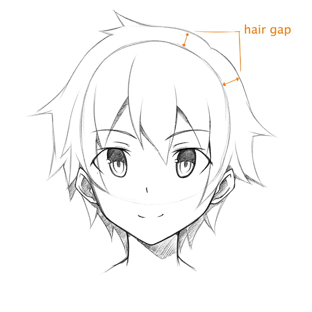 men draw anime How to