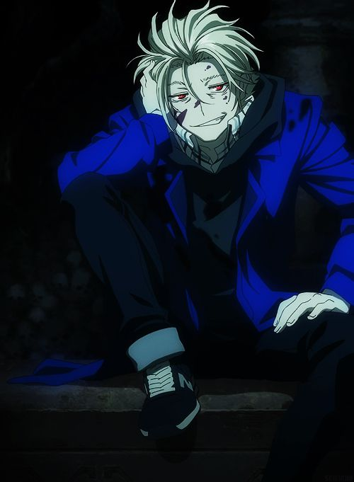 blood King anime of