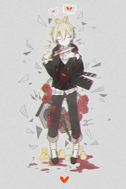 King of blood anime