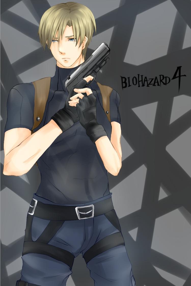 kennedy anime s Leon