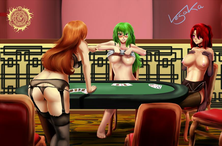 Multiplayer strip poker anime free