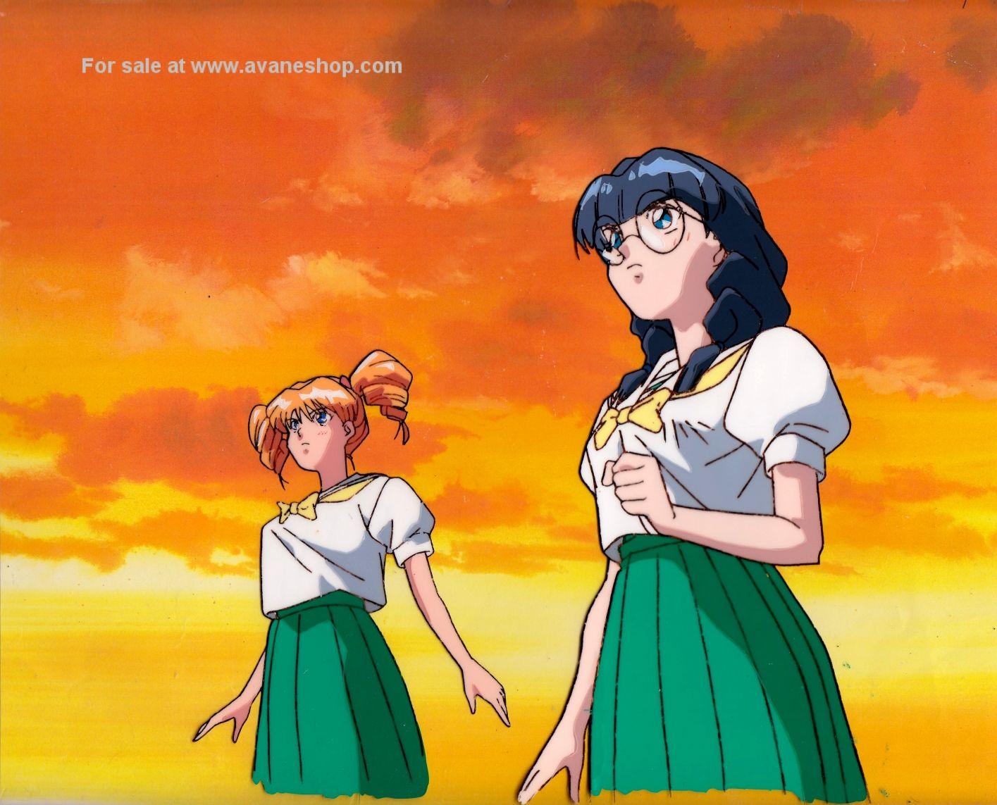 Sailor moon anime porn