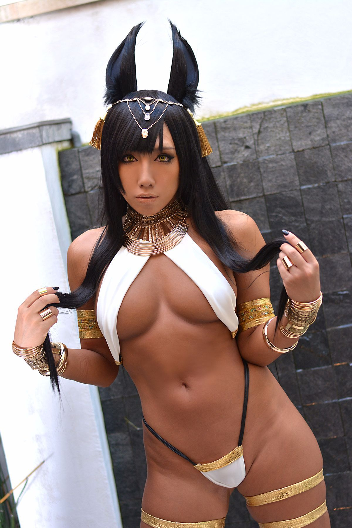 costumes Sexy anime cosplay