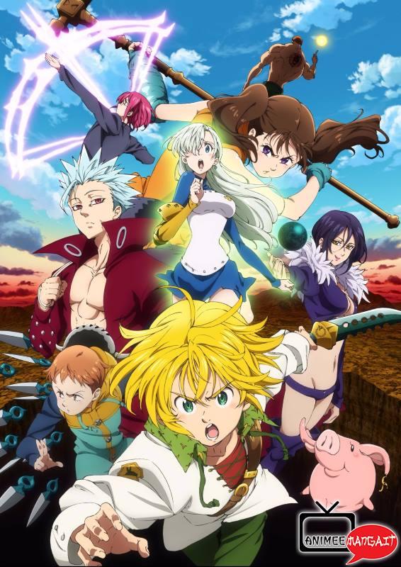 deadly sins anime Six